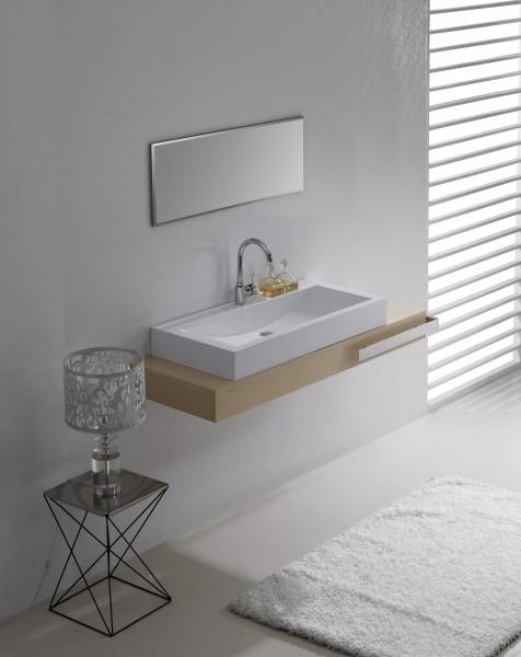 B ware 111159934827 aufsatz waschbecken guss marmor for Bernstein waschbecken