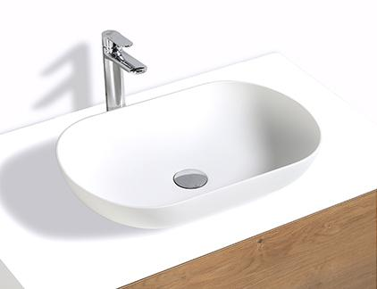 Countertop basin O-540 Drawing 1