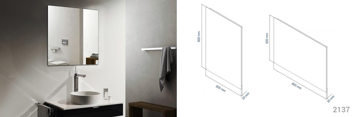 Badspiegel 2137