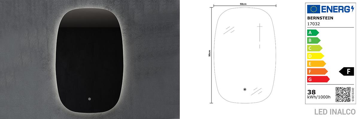 LED Mirror - INALCO