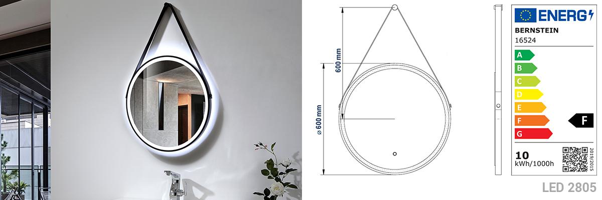 LED Mirror - 2805