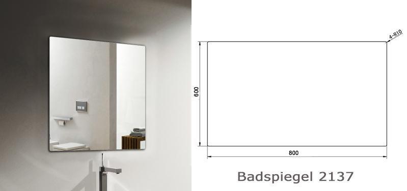 LED Badspiegel 2137
