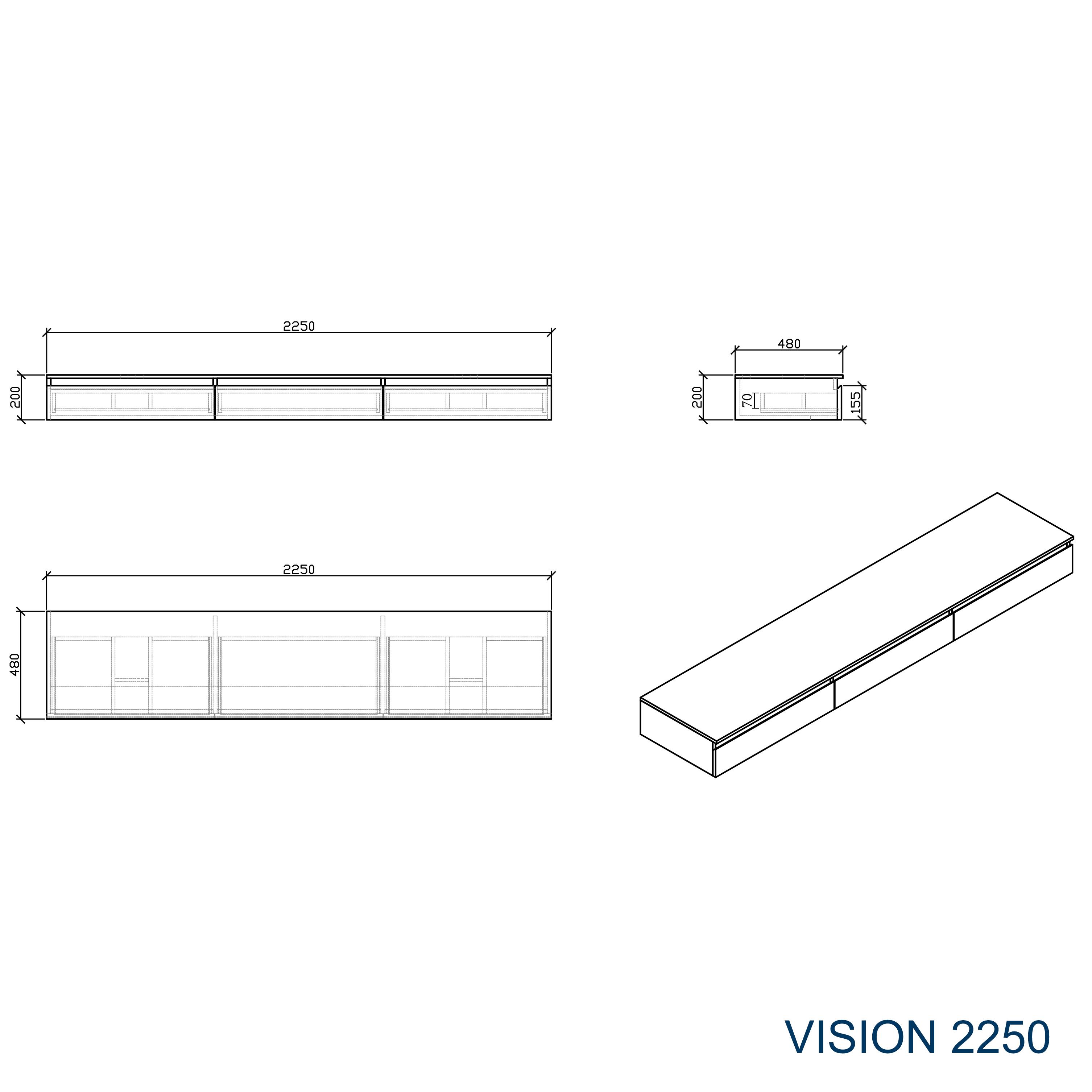 Vision 2250 - Drawing