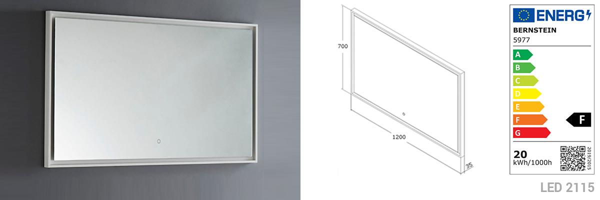 LED-Lichtspiegel 2115