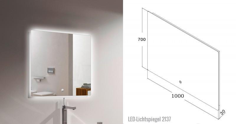 Mirror LED 2137