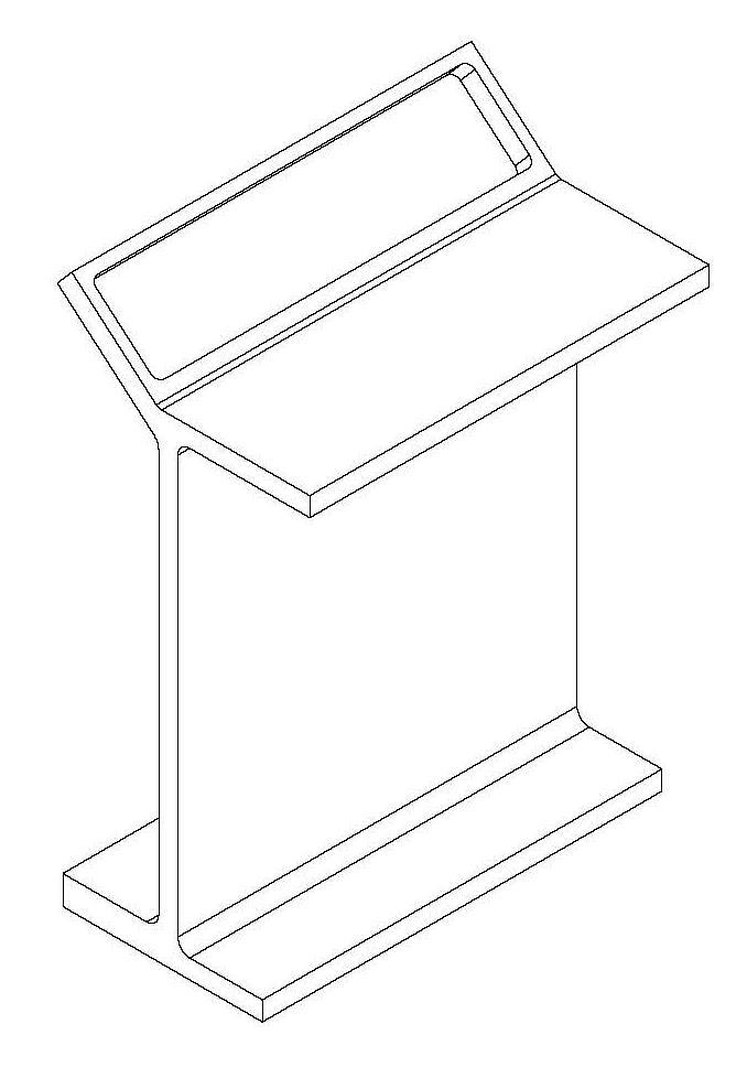 Standregal PB4004 - Zeichnung 3