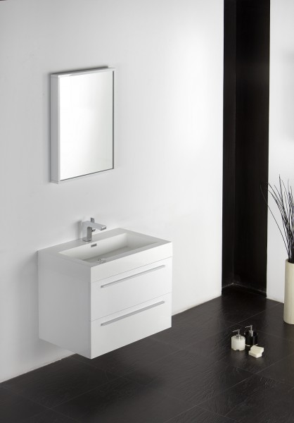 meuble de salle de bain t730 blanc lavabo et meuble sous vasque ebay. Black Bedroom Furniture Sets. Home Design Ideas