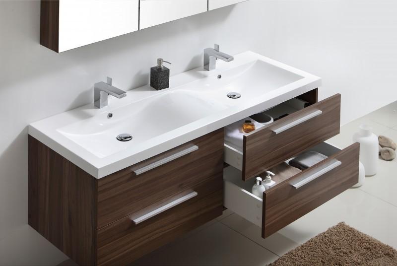 Meuble de salle de bain r1442r armoire de toilette meuble for Meuble lavabo toilette