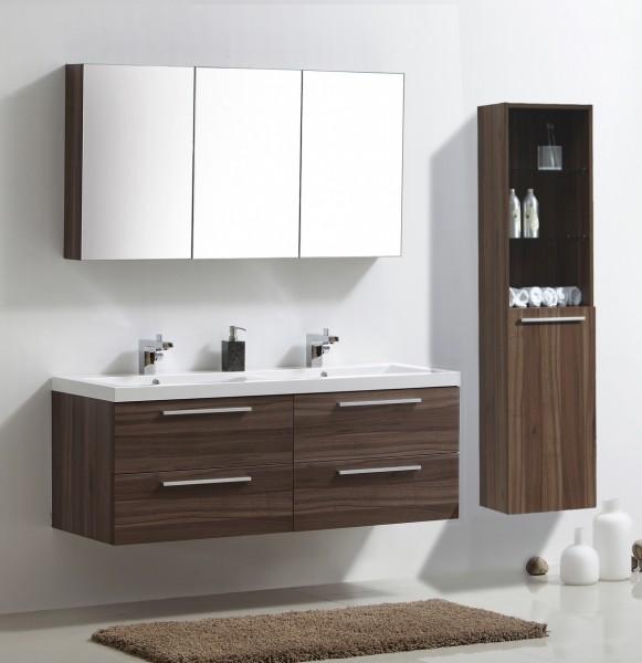 Composizione mobili per il bagno set pensile bagno arredo bagno sospeso colonna ebay - Mobile bagno usato ebay ...