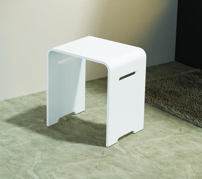 bernstein luxus badhocker pb4002 aus mineralguss badewelt. Black Bedroom Furniture Sets. Home Design Ideas