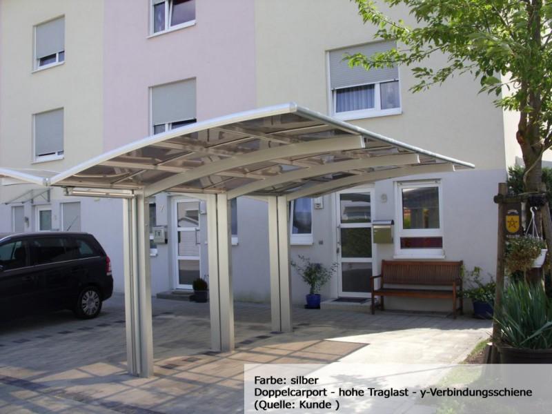 Cool Carport - Bernstein Wohnen NA83