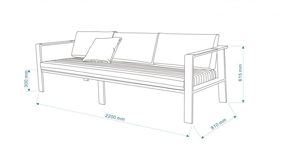 Bernstein wohnen ihr online shop f r massagesessel for Sofa zeichnung